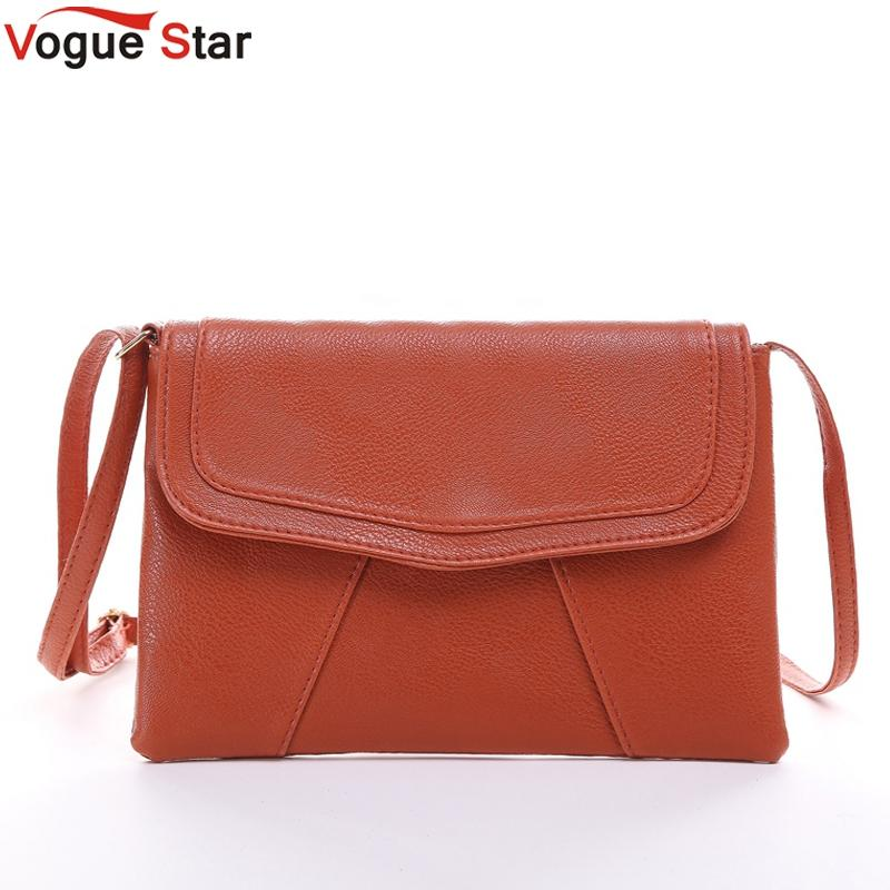 Vogue Star New Fashion Women Envelope Bag PU Leather Messenger Bag Handbag  Shoulder Crossbody Purses Clutch Bolsas LS319 Clutch Purses Discount  Designer ... 847b79a706ccc