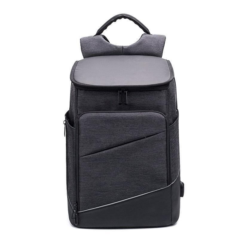 c99828999466 2018 Bag Oxford Backpack For Men Travel Shoulder Strap Zipper Solid Male  Backpack Big Fashion Large Capacity High Quality Bags Backpacks For Men  Jansport ...