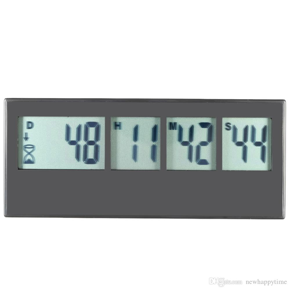Multi Function Lcd Digital Kitchen Timer Countdown Up Industrial ...