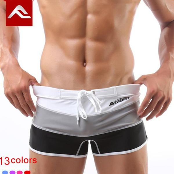 7936a15c5d 2019 2016 Men'S Swim Trunks Classic Fashion Style Summer Swimwear Brand Man  Beach Shorts Sexy Swimsuit Swimming Boxer For Men From Criesinadistance, ...