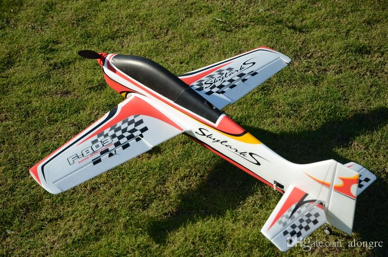 EPO plane/ sport RC airplane/RC MODEL HOBBY TOY / WINGSPAN 1000MM -F3A skylarks RC PLANE have kit set or PNP set