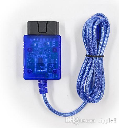 Mini Elm 327 USB OBD Skanna ELM 327 USB VGATE OBD II Scan USB-gränssnitt stöder alla OBD-II OBD2