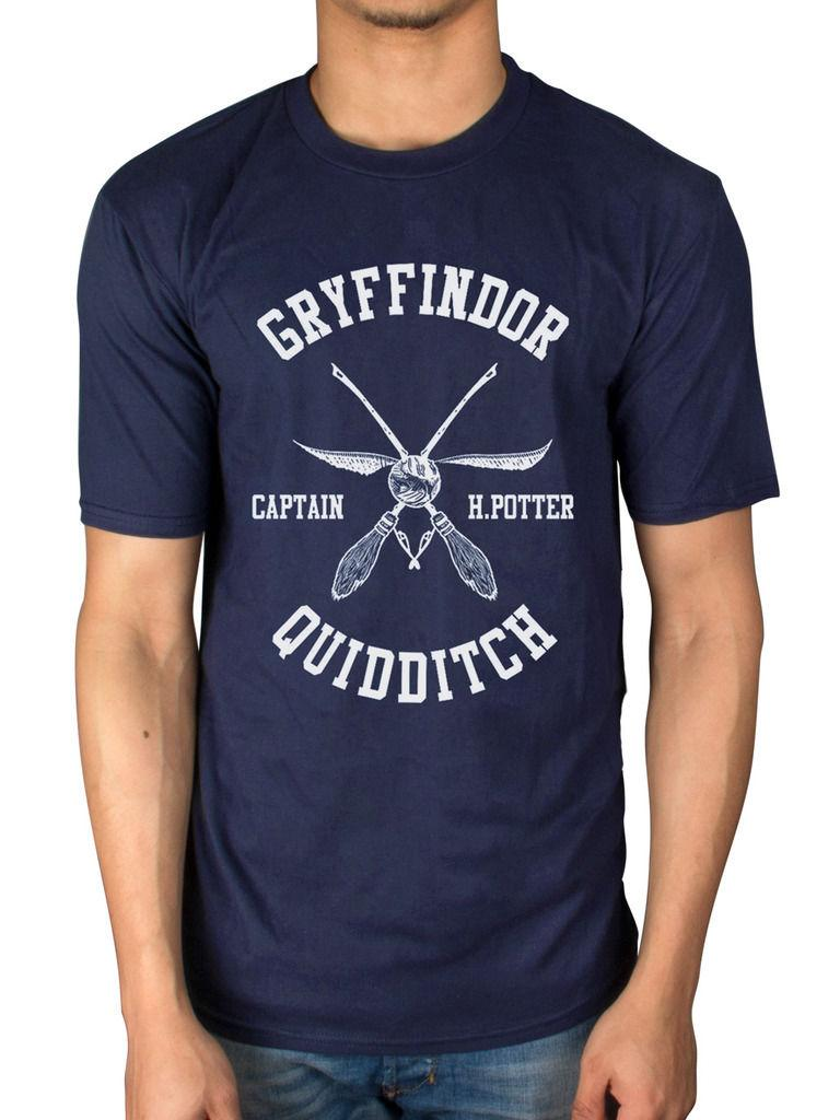 965e2b82f Official Harry Potter Captain H Potter T Shirt Lord Voldemort Deathly  Hallows T Shirt Quotes Mens Dress Shirt From Sugarlisaxx, $11.01| DHgate.Com