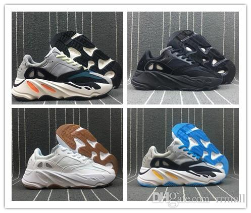 6e5369ed9 Cheap Top Quality 700 Kanye West Wave Runner 700 Mens Women Athletic 700s Sports  Running Sneakers Shoes Size 36-46