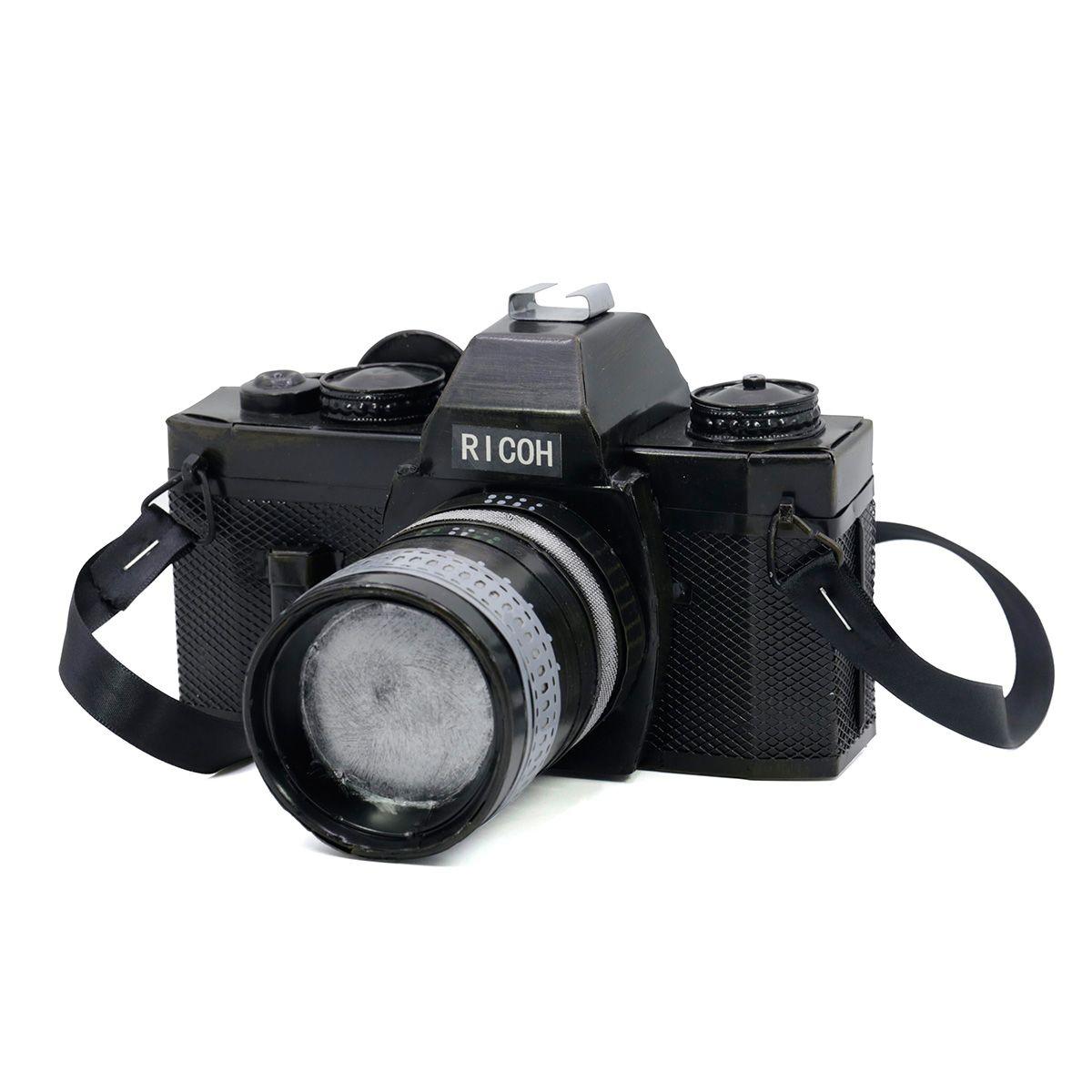 Wholesale Mettle Metal Handicrafts Iron Digital Single Lens Retro