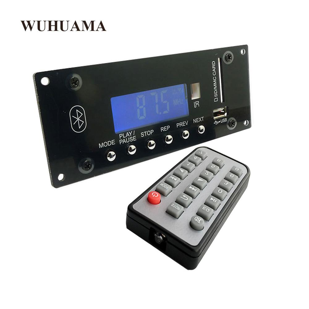 12v Car Kit Radio Bluetooth 40 Stereo Player Module Phone Bt App Sony Walkman With High Resolution Audio Nw A36 Blue Support Ape Flac Mp3 Fm Usb Remote Control Sd Lcd