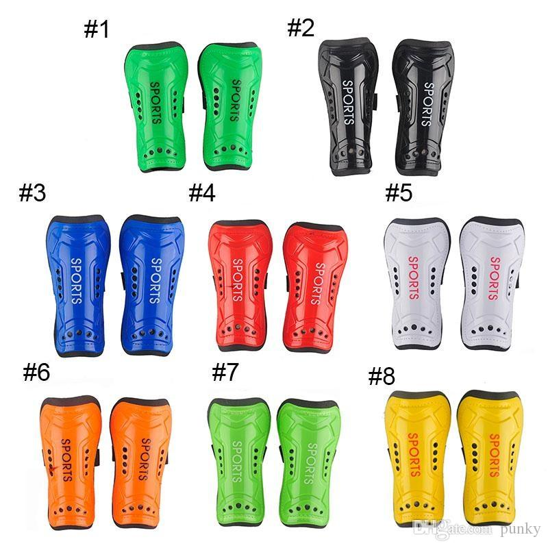 Ultra Light Plate Soft Foam Football Shin Pads Soccer Guards Sports Leg Protector for Adult Teenage