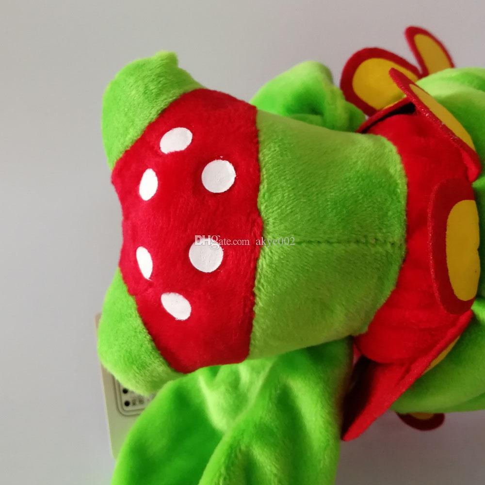 Hot Sale 16cm Petey Piranha Corpse Flower Super Mario Bros Plush Stuffed Doll Toy For Kids Best Holiday Gifts Wholesale
