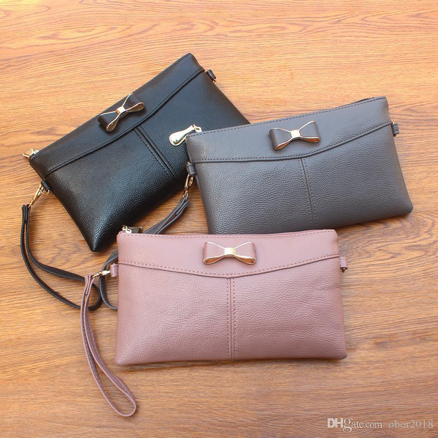 Ladies Handbag Design Women PU Leather Crossbody Messenger Bag Small ... 6b3f748101436