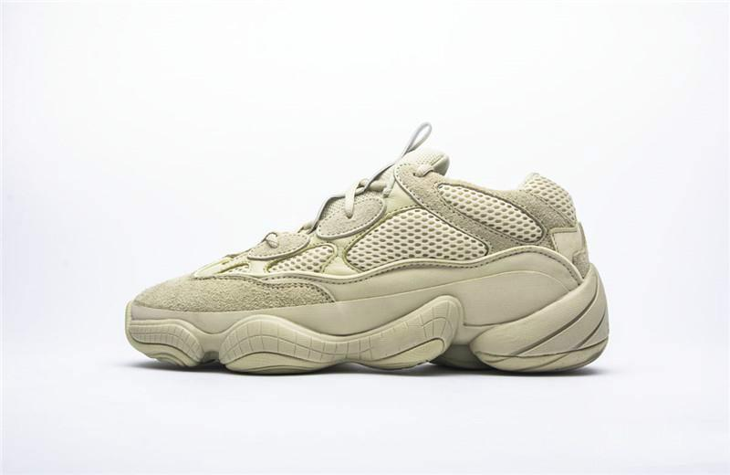 the latest fd468 f016f Acquista 2018 Adidas Yeezy Boost 500 Kanye West 500 Super Moon Giallo  Scarpe Da Ginnastica Da Uomo A  113.42 Dal Cheapsportsshoes01   DHgate.Com