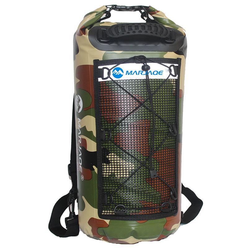 9c8ffcdc77 25L Waterproof Dry Bag Roll Top Sack for Boating Kayaking Fishing ...