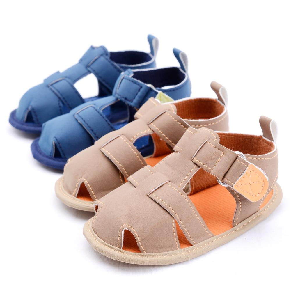 Summer Baby Sandals Boys Soft Leather Kid Boy Children Soft Anti Skid Infant  Toddler Baby Summer Shoes Kids Girls Sandals Toddlers Slippers Boys From ...