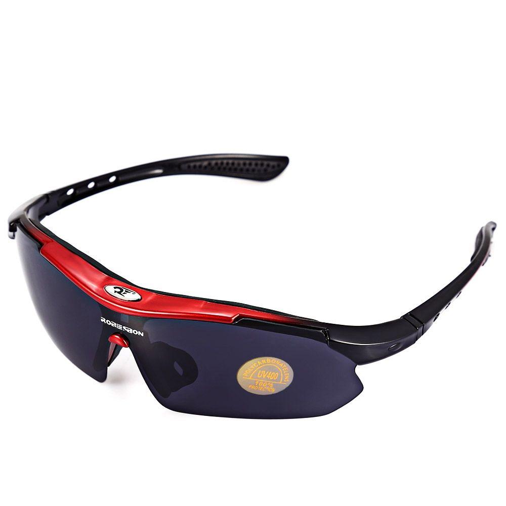 7503d2068b Robesbon Deportes No Polarizados Corriendo Al Aire Libre Ciclismo Gafas  UV400 Gafas De Sol Gafas Desmontables Marco Gafas + B Por Xuxiaoniu4, ...
