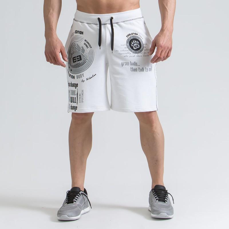 Schnelle Lieferung Mode Männer Sporting Beaching Shorts Hosen Bodybuilding Jogginghose Fitness Kurze Jogger Casual Fitness-studios Männer Große Größe Shorts Herrenbekleidung & Zubehör