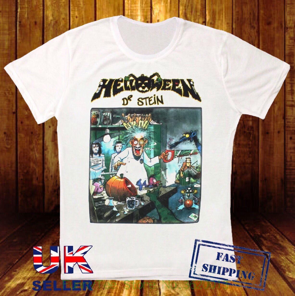 Rage Shirt Masterplan T 259 88 Iron ; Ray Saviour Gamma Dr Helloween stein Blanc QCrstdxhB