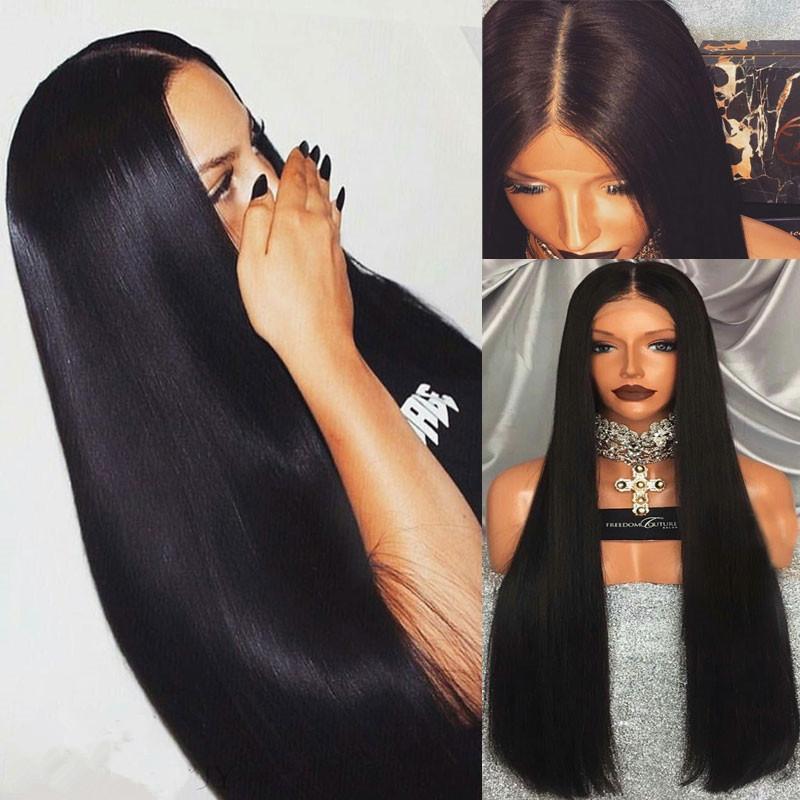 Imagenes de mujeres con cabello largo negro