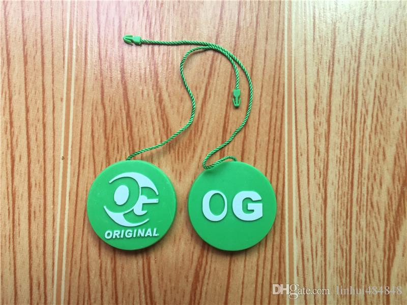 7fa7806598adba 2019 2018 QR Code Stock X Tag StockX Sticker X Card Verified X Authentic  Green Tag For OFF Shoes Men White Wholesale Retail From Linhui484848