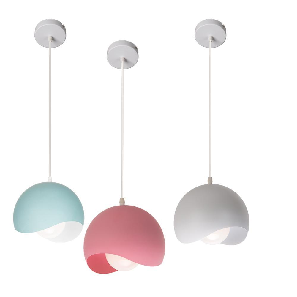 new arrival modern pendant lights nordic led lamp christmas decorations for home lighting lamps for living room with lampshade pendant lights cheap pendant - Christmas Decorating Pendant Lights