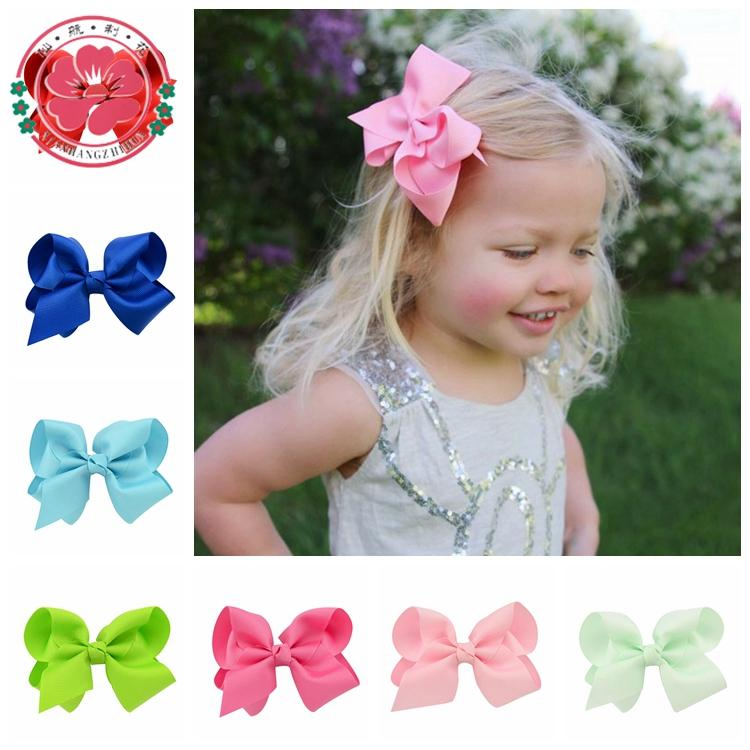 Girls' Baby Clothing Hair Accessories Considerate 1pc Kids Girls Baby Headband Bow Flower Hair Band Accessories Headwear