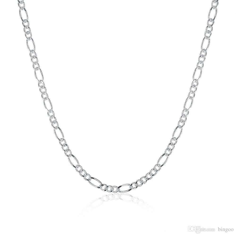 What are the silver chains of women