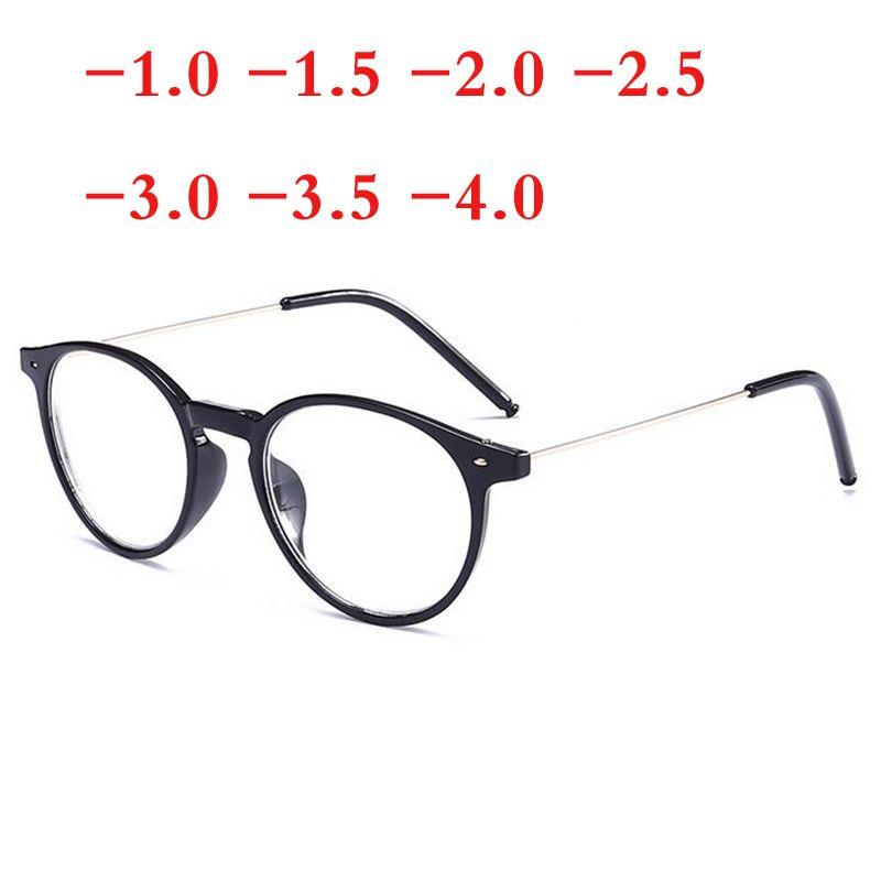 9a1a8608a8d 2019 1 1.5 2 2.5 3 3.5 4 Myopia Eyeglasses Optical Men Women Student ...