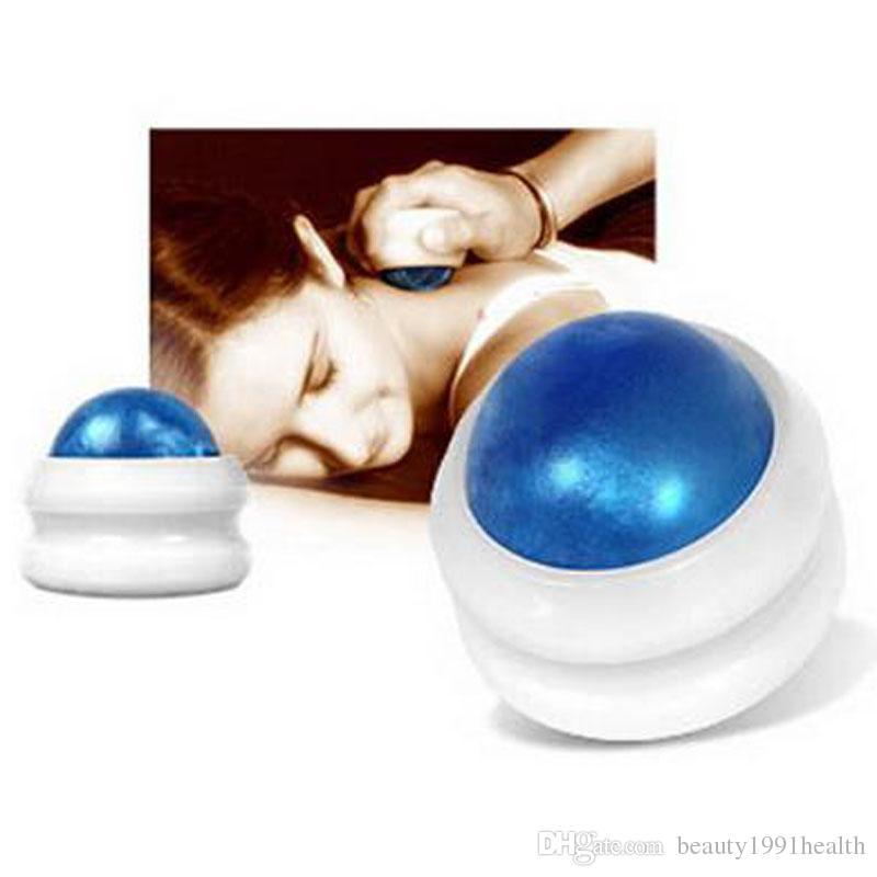 New Manual Resin Massager Ball Back Roller Effective Pain Relief Body Secrets Relax Health Care Back Massage Roller Balls