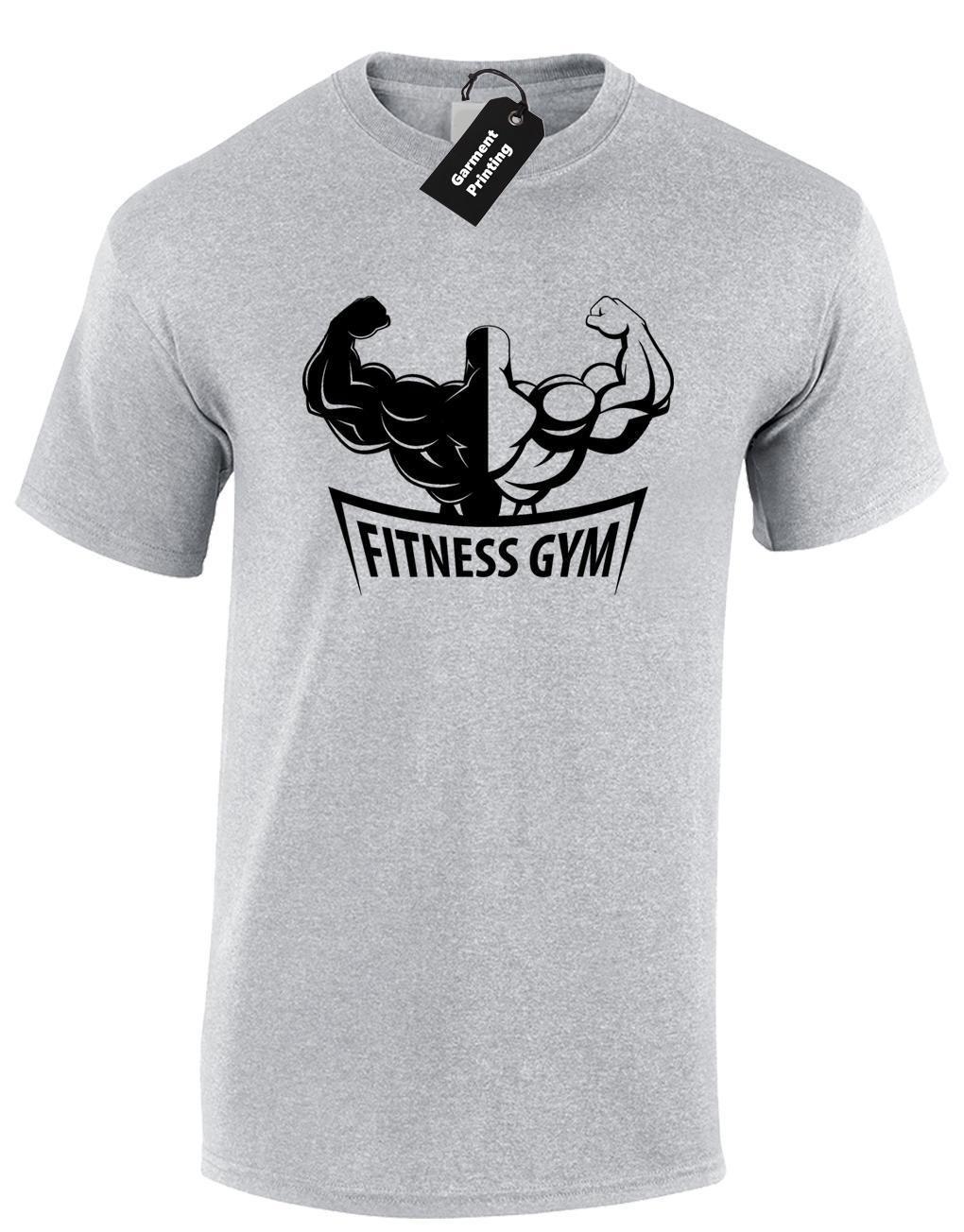 83a61da21 FITNESS GYM MENS T SHIRT TRAINING TOP CROSSFIT MMA RUNNER MUSCLE TOP S 5XL  Shirts Mens Cool T Shirts Designs From Linnan00010, $14.67  DHgate.Com