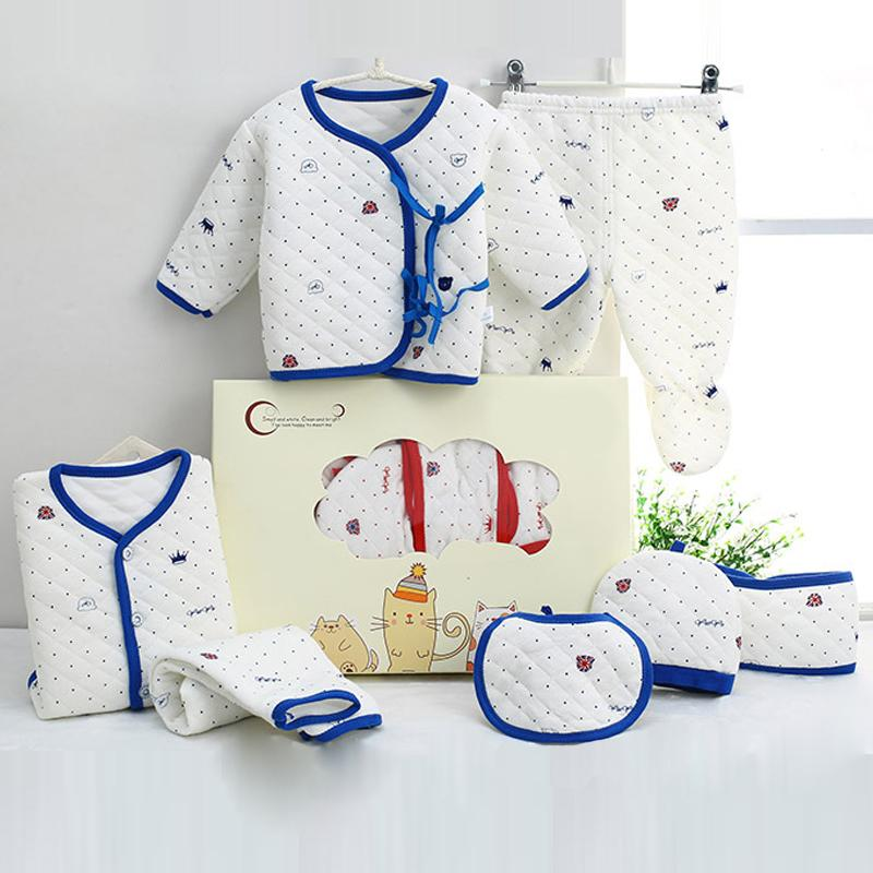 e6856df4a39a 2019  Newborn Baby Set 0 3m New Infant Clothing Suit Newborn Cotton ...