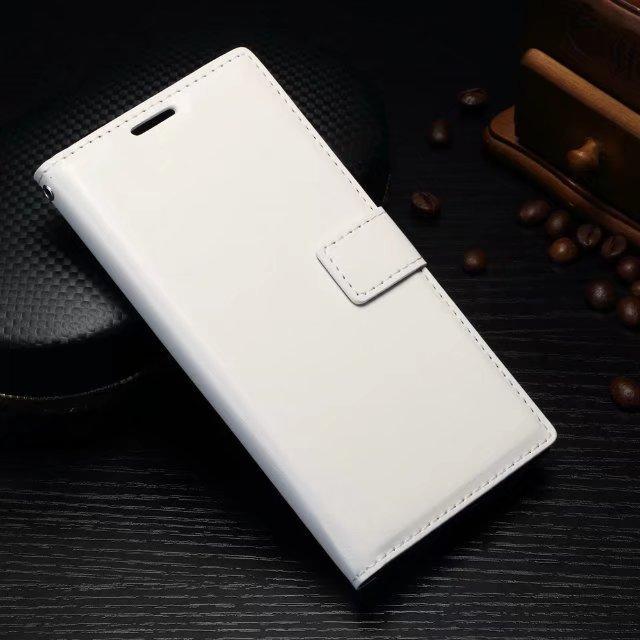 Pour Samsung S8 S9 plus S7 bord PU Portefeuille En Cuir Case Card Slots Kickstand Cadre Téléphone Housse Pour Samsung NOTE9 8