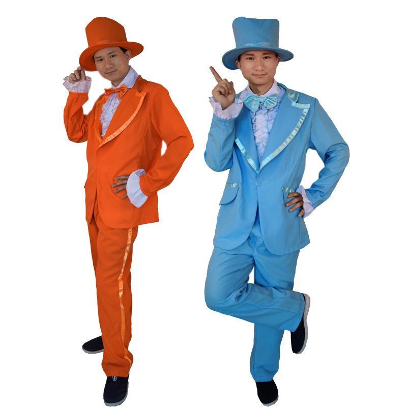 halloween clown kostume weihnachten erwachsene mann joker kostum cosplay party dress up clown kleidung anzug kostum