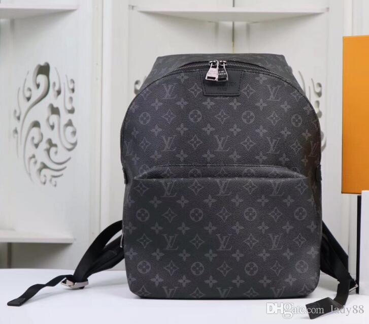 197fa1434333 Ladies Handbags Brand Backpack Tote Bags Men Crossbody Branded Woman Bag  Designer Brand Luggage 152131 Swiss Army Backpack Black Leather Backpack  From ...
