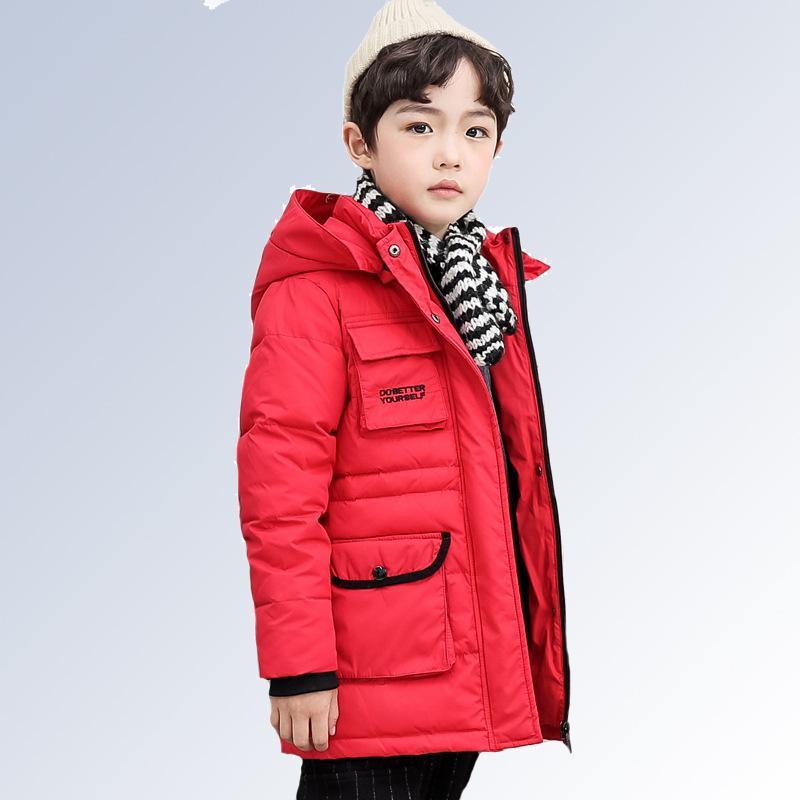 3f7ea08ab71e Children Winter Jacket Boys Parka Coats Baby Girls Clothing 2018 ...