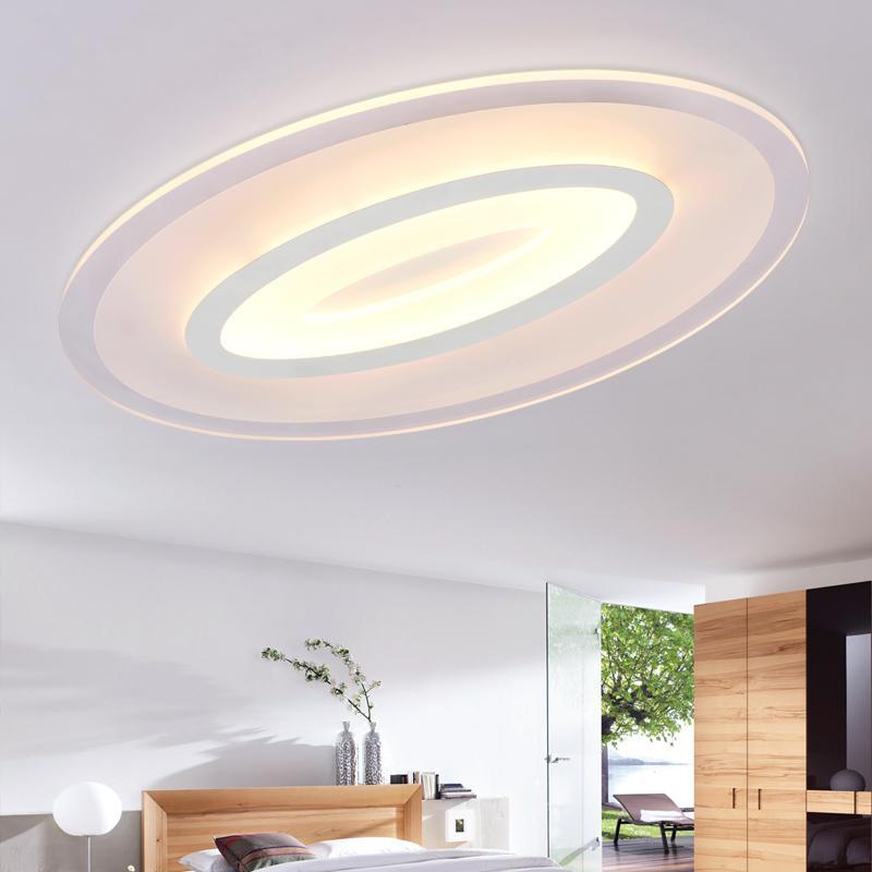Led-deckenleuchte Led Moderne Eisen Acryl Feuer FÜhrte Lampe Deckenleuchten Led-licht Deckenleuchte Für Foyer Schlafzimmer