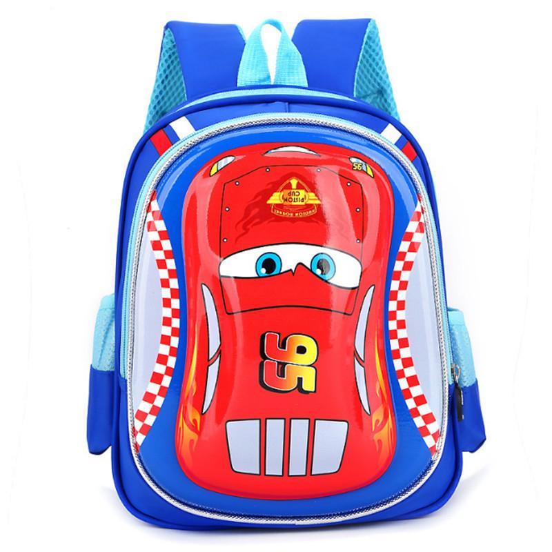 3e196e9cae 2018 3D 5 7 Year Old School Bags Boys New Semester Waterproof Car Backpacks  Child Book Bag Kids Shoulder Bag Satchel Knapsack Y18110107 Backpack Black  ...