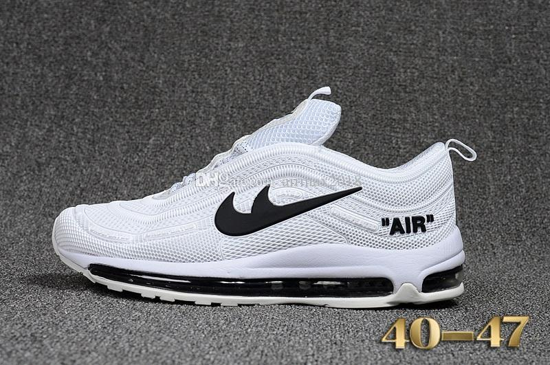 140d1b44f649dd 2018 Big 98 Speed Cross Huarache Vapomax 97s Modle Men Women Black White  Training Running Outdoor Sneaker Shoes 40-47 Online with  124.23 Piece on  ...