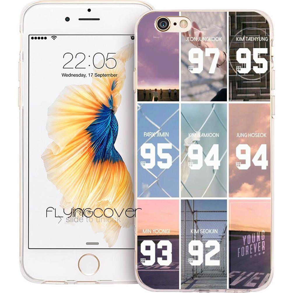 coque iphone 6 bts