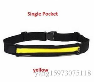 Laufen Männer und Frauen Sport Hüfttaschen Outdoor Sports-Telefon-Beutel Invisible Reisetasche