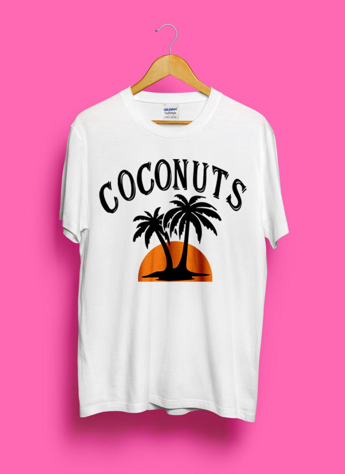 a5c881e6c Vintage Widespread Panic Shirt Coconuts Shirt Adult Uni T Shirt Sizes 2018  New Short Sleeve Men T Shirt 100% Cotton Family Top Tee Tourist Shirt Fun  Tee ...