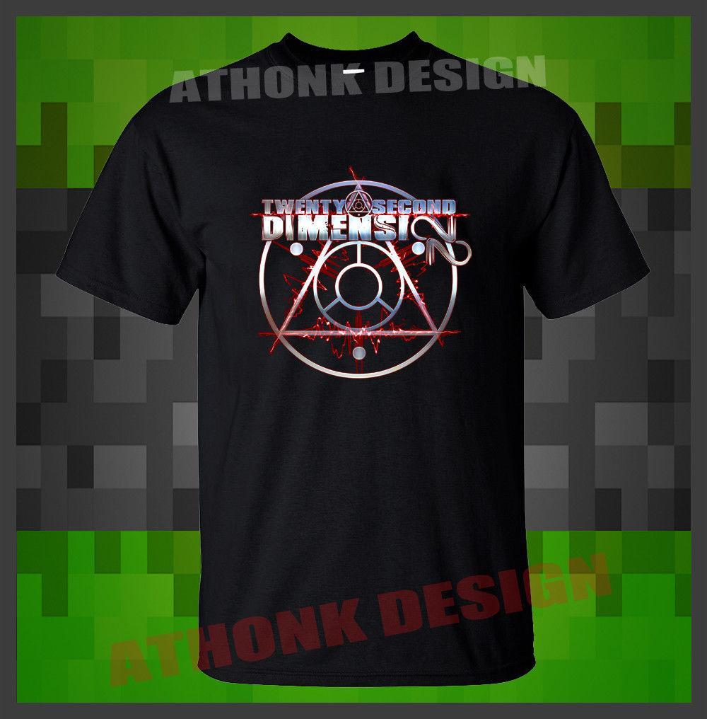 New Twenty Second Dimension Unisex T Shirt Best T Shirts Design All