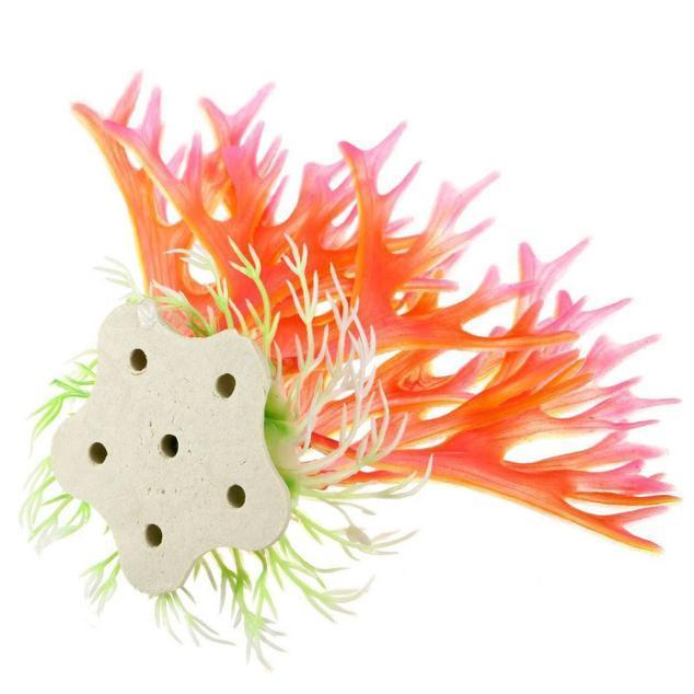 물고기 수족관 장식 저온 장식 인공 잡초 물 장식 공장 물고기 탱크 수족관 식물 잔디 액세서리