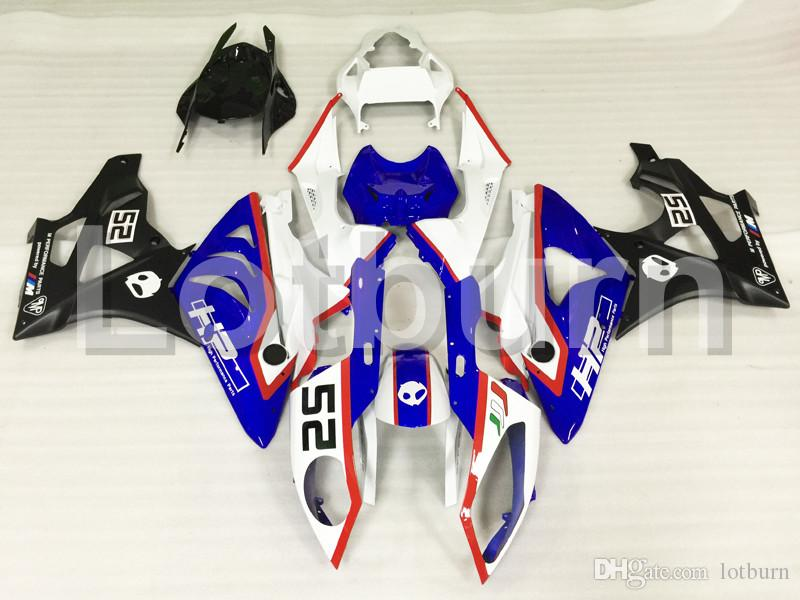 Moto Motorcycle Fairing Kit Fit For BMW S1000RR S1000 2009 2010 2011 09 10 11 ABS Plastic Fairings fairing-kit A462