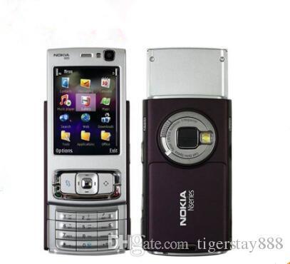 original unlockedn95 mobile phone 5mp 3g wifi gps refurbished rh dhgate com Nokia N8 Nokia N93