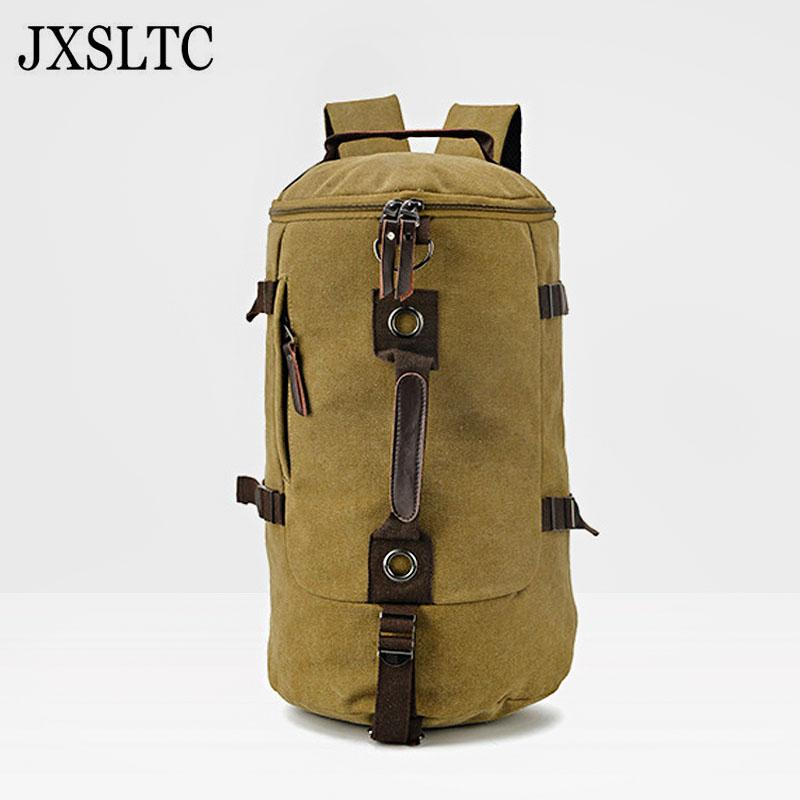 d91a57e04cb5 JXSLTC Brand Stylish Travel Large Capacity Backpack Male Luggage Shoulder  Bag Computer Backpacking Men Functional Versatile Bags