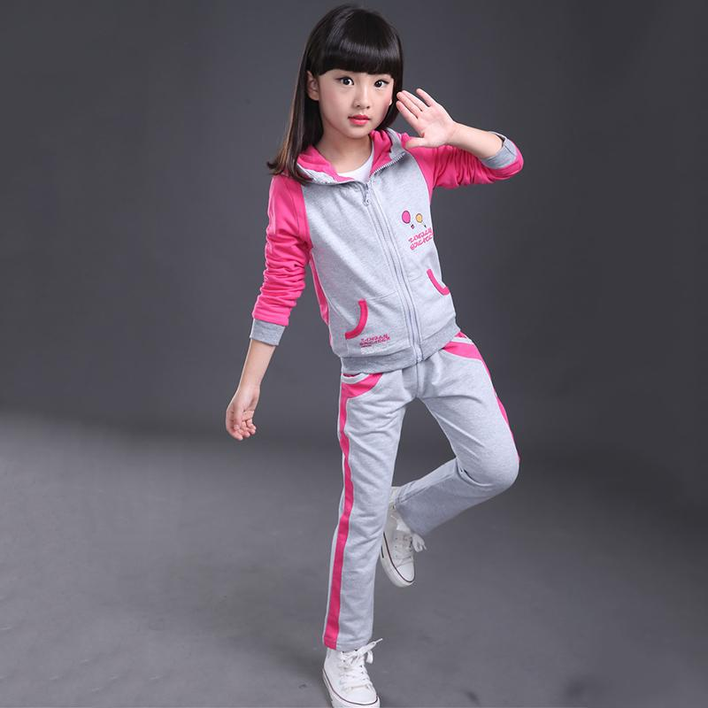 2eb634aa8 2019 DreamShining Children Clothing Sets Hooded Toddler Kids Clothes ...
