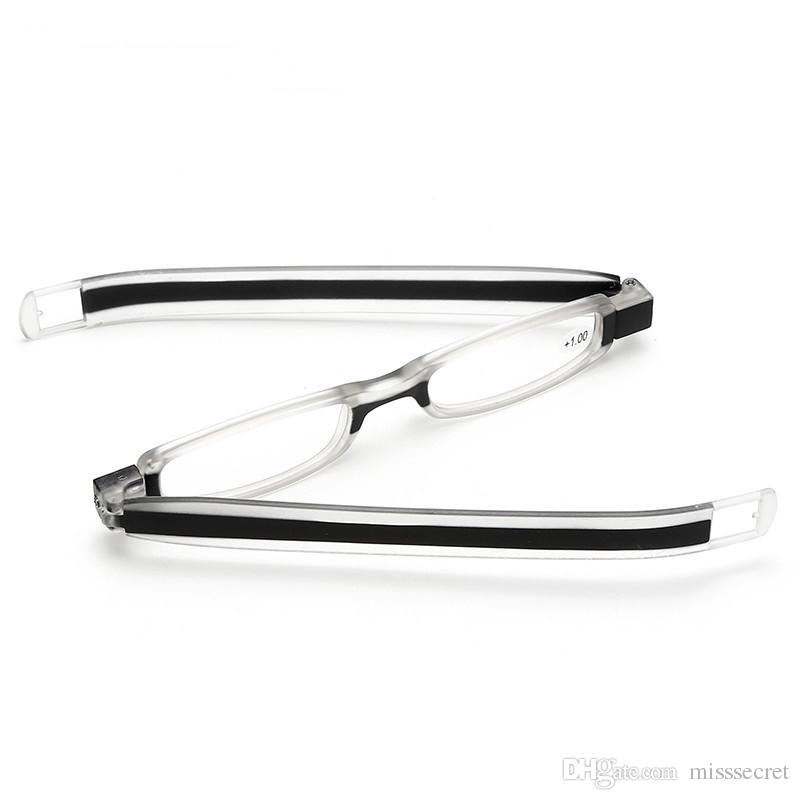bb7f65798b Hot 360 Degree Rotation Reading Glasses Collapsible Comfy Ultra ...