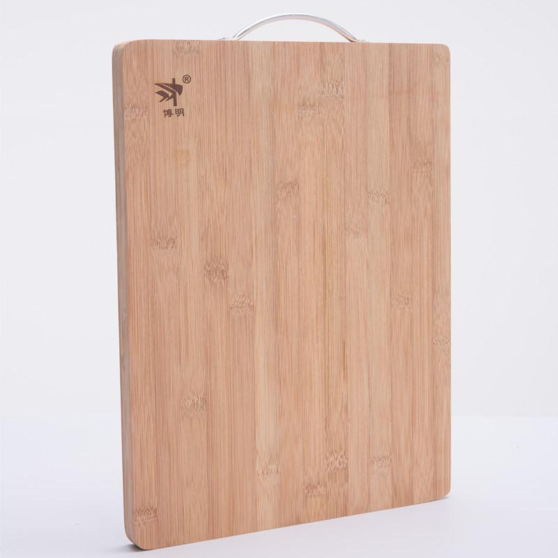 Acquista 38 * 28 * 2.0 Cm Tagliere Da Cucina Bambù Tagliere Tagliere ...