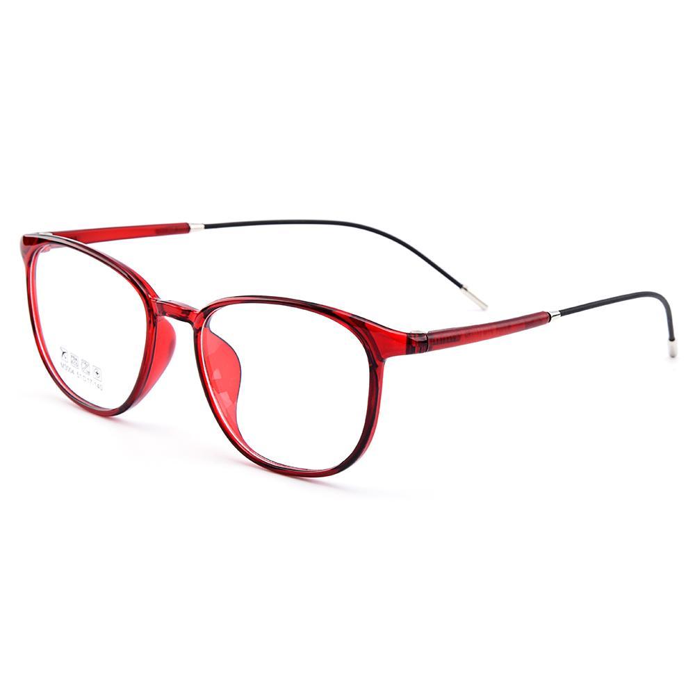 83048fbb91b3 2019 BAONONG Fashionable Urltralight TR90 Full Rim Women Optical Eyeglasses  Frames Men Plastic Myopia Eyewear Optional M3004 From Tonic