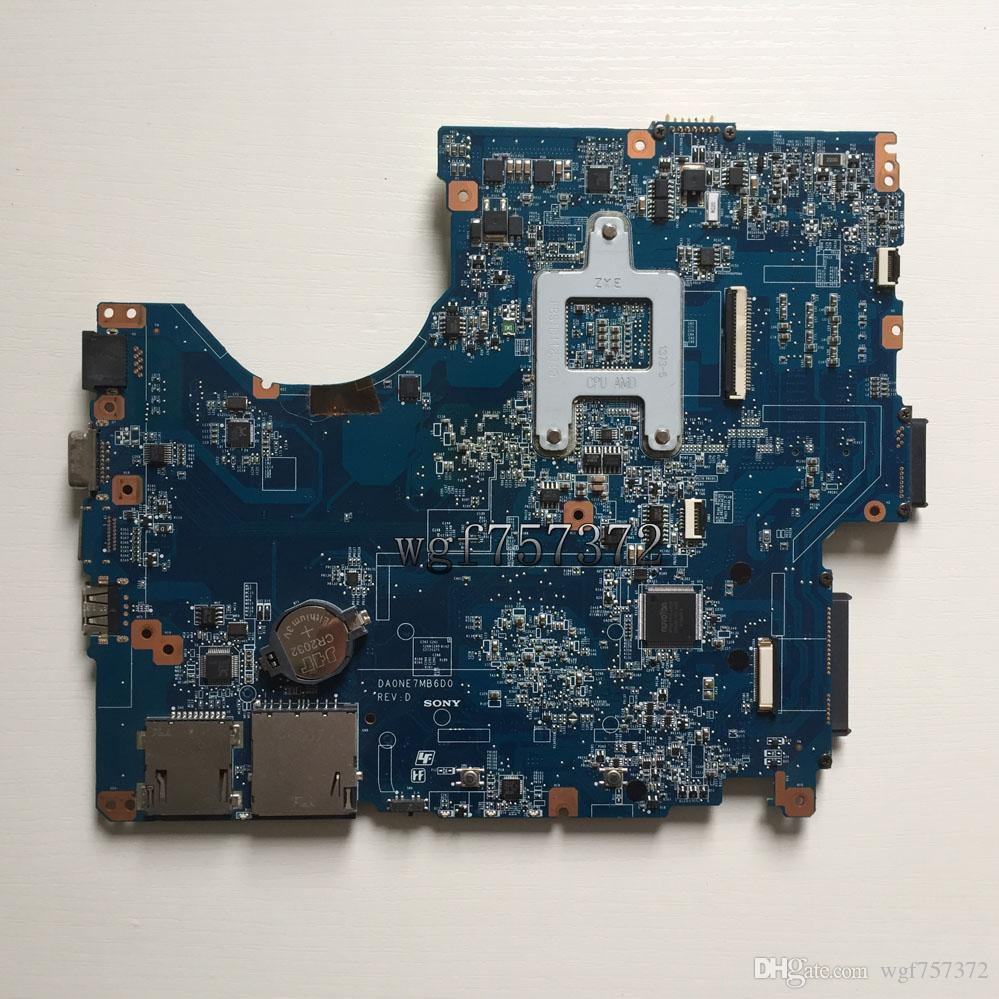 For SONY VAIO VPCEE series PCG-61611M VPC-EE Laptop Motherboard A1784741A DA0NE7MB6D0 DDR3 AMD Notebook Systemboard