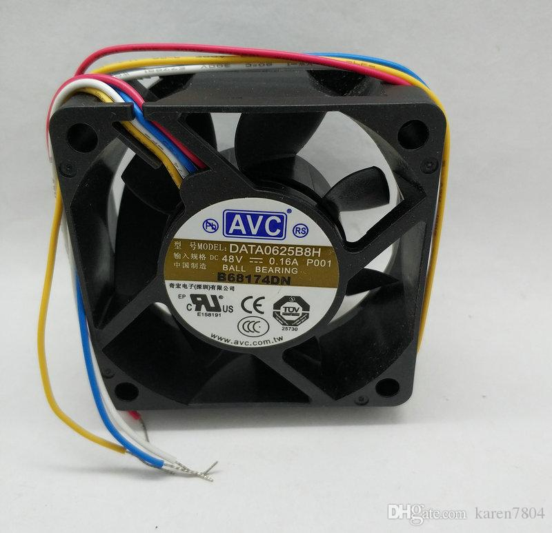 AVC 6025 12V 0.12A C6025B12L Koelventilator Data0625B8H DS06025R12R DS06025R12U