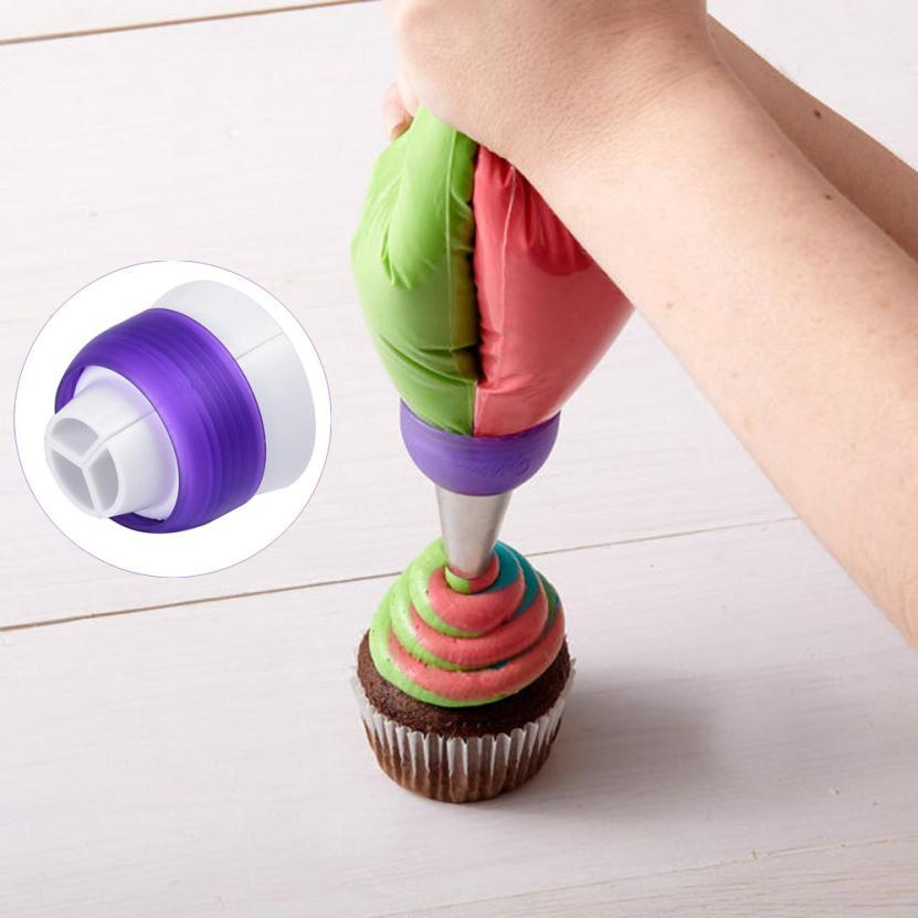 2019 Kitchen Accessories Cake Decorating Tools Tip Diy Cake Icing
